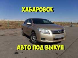 Хабаровск Corolla Axio 2009
