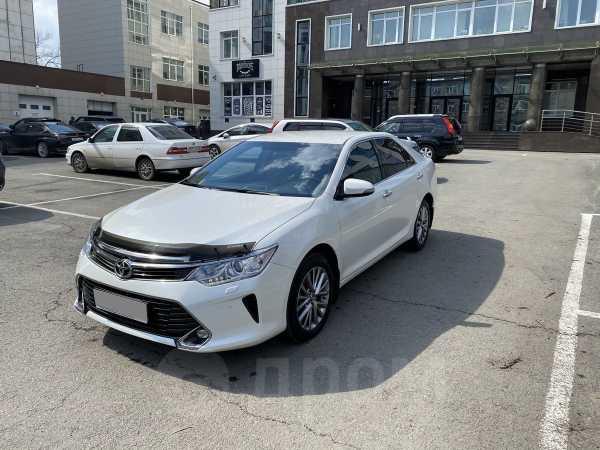 Toyota Camry, 2016 год, 1 199 999 руб.