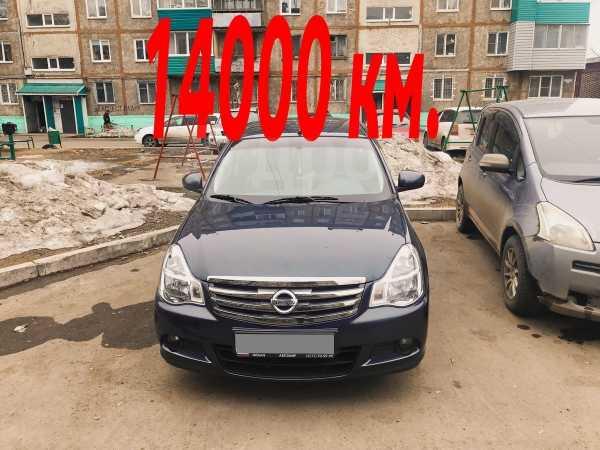Nissan Almera, 2016 год, 550 000 руб.