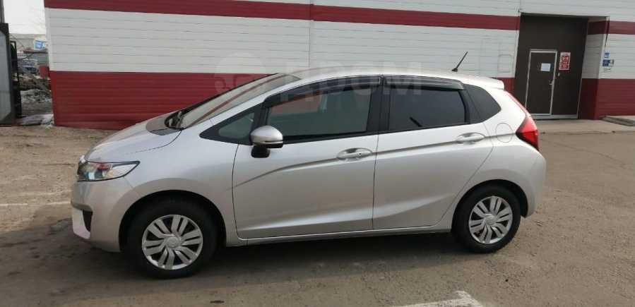 Honda Fit, 2015 год, 575 000 руб.