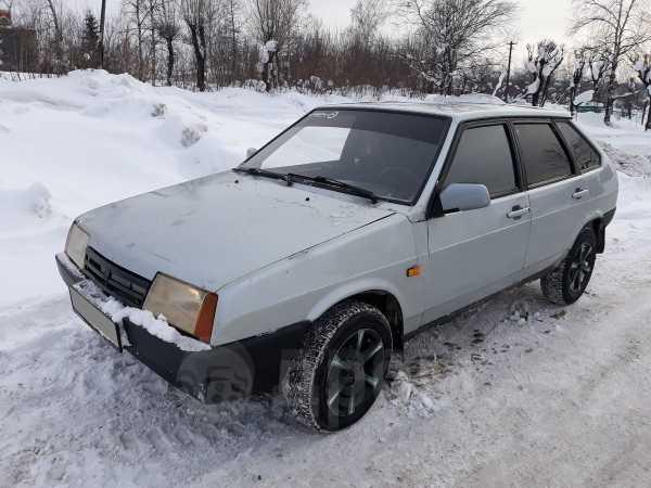 Лада 2109, 1998 год, 38 000 руб.