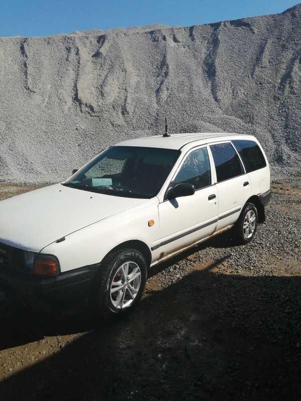 Nissan AD, 1998 год, 135 000 руб.