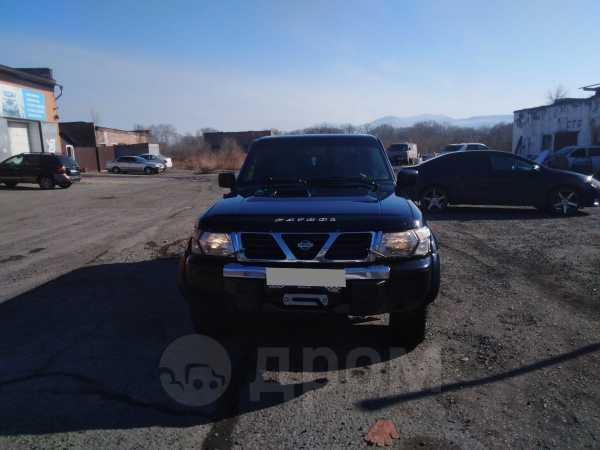 Nissan Patrol, 2002 год, 650 000 руб.