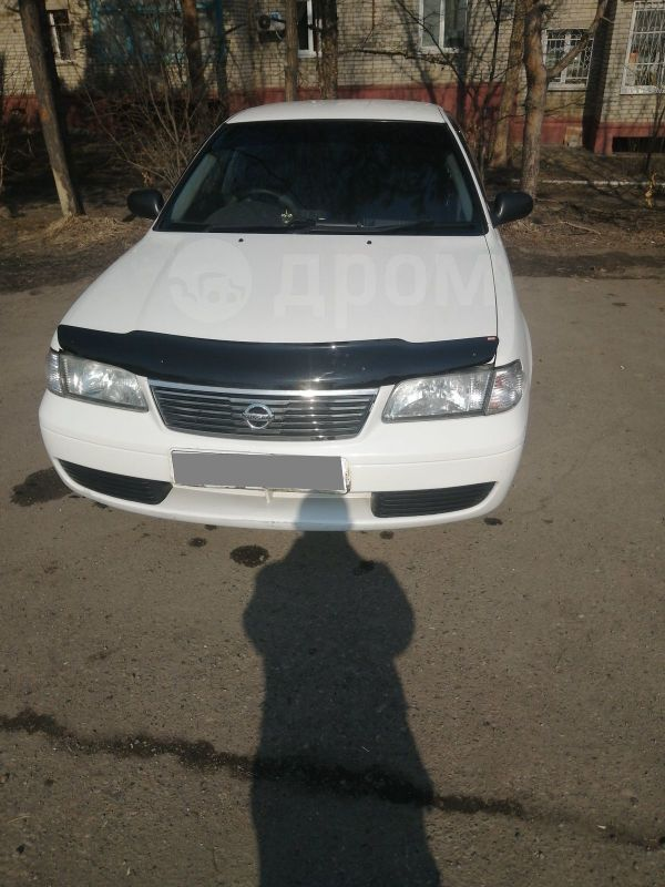 Nissan Sunny, 2002 год, 155 000 руб.