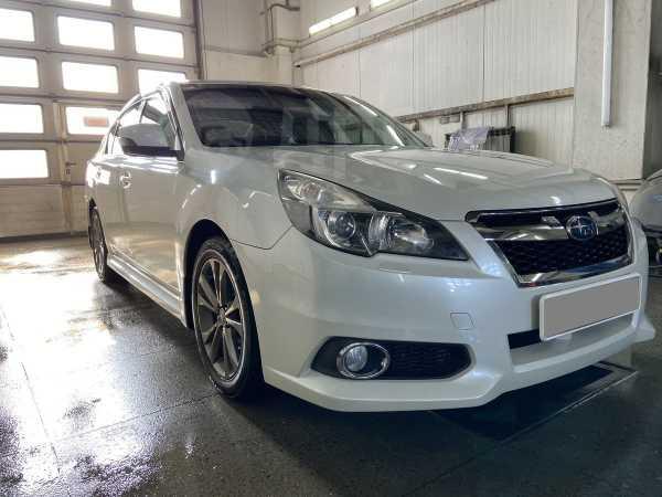 Subaru Legacy B4, 2013 год, 1 200 000 руб.