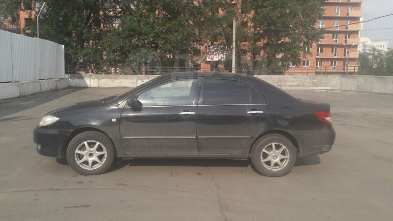 BYD F3, 2007 год, 180 000 руб.