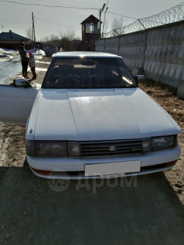Toyota Mark II, 1988 год, 38 000 руб.