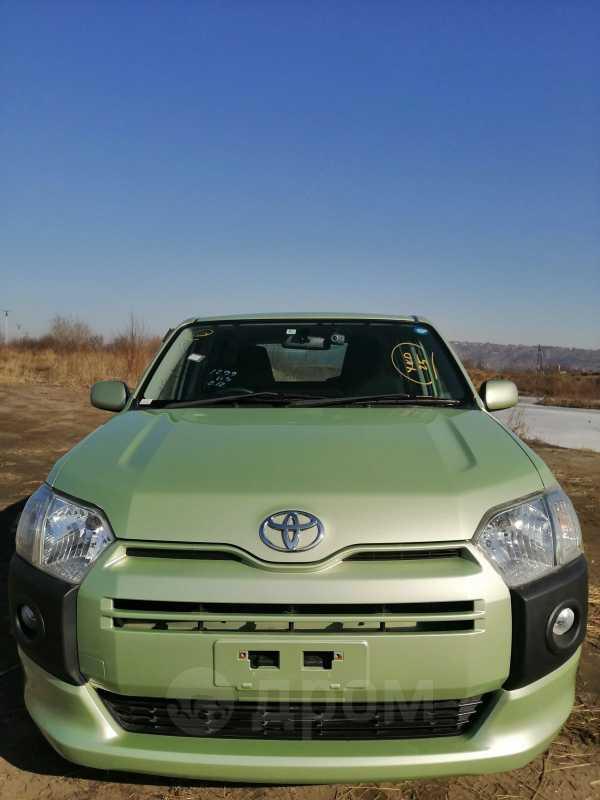 Toyota Succeed, 2015 год, 300 000 руб.