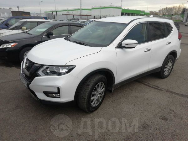 Nissan X-Trail, 2019 год, 1 699 000 руб.
