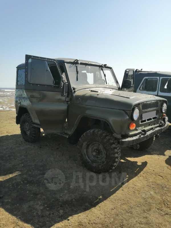 УАЗ 469, 1984 год, 120 000 руб.