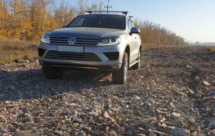 Volkswagen Touareg, 2015 год, 2 080 000 руб.
