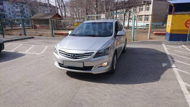 Hyundai Solaris, 2016 год, 520 000 руб.