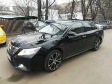 Москва Toyota Camry 2012