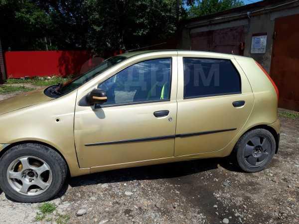 Fiat Punto, 2001 год, 100 000 руб.