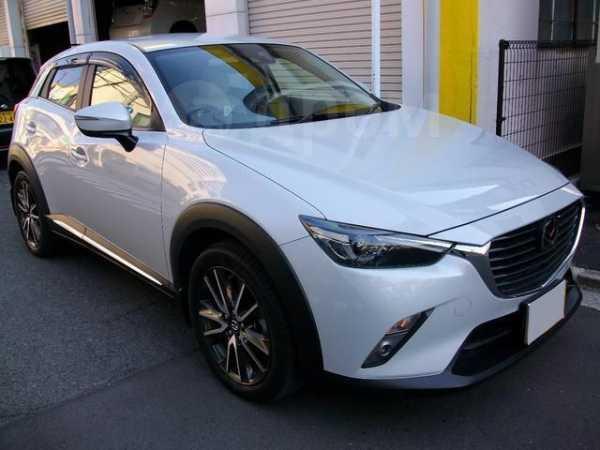 Mazda CX-3, 2017 год, 647 000 руб.