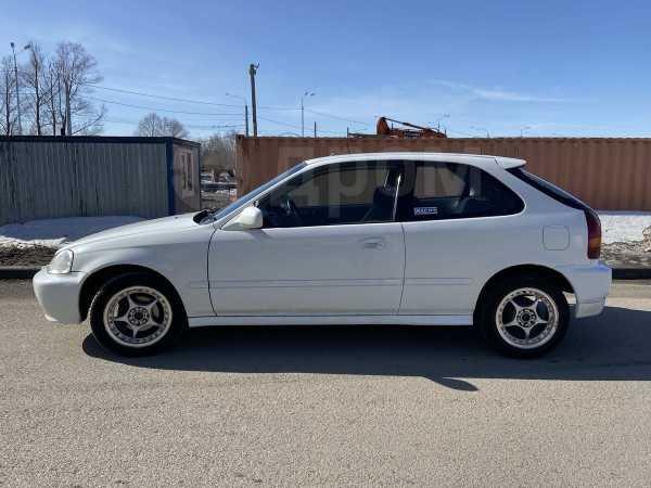 Honda Civic, 1998 год, 142 000 руб.