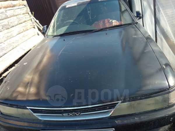 Toyota Corona Exiv, 1991 год, 37 000 руб.
