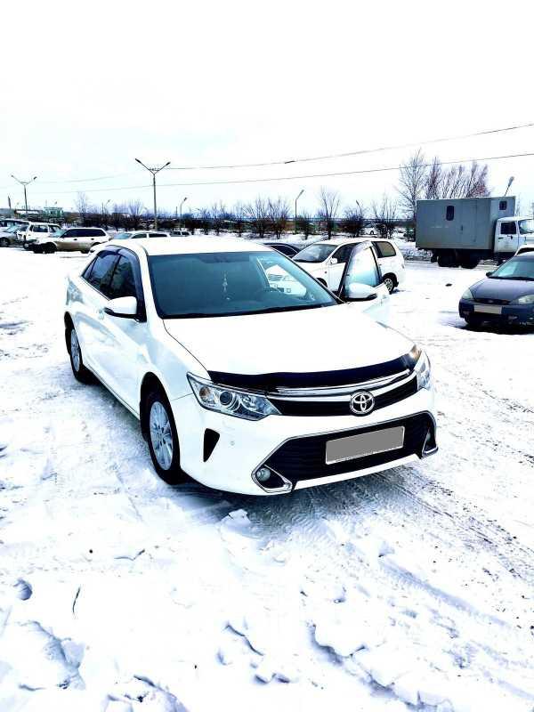 Toyota Camry, 2015 год, 1 195 000 руб.