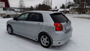 Карпинск Corolla Runx 2002