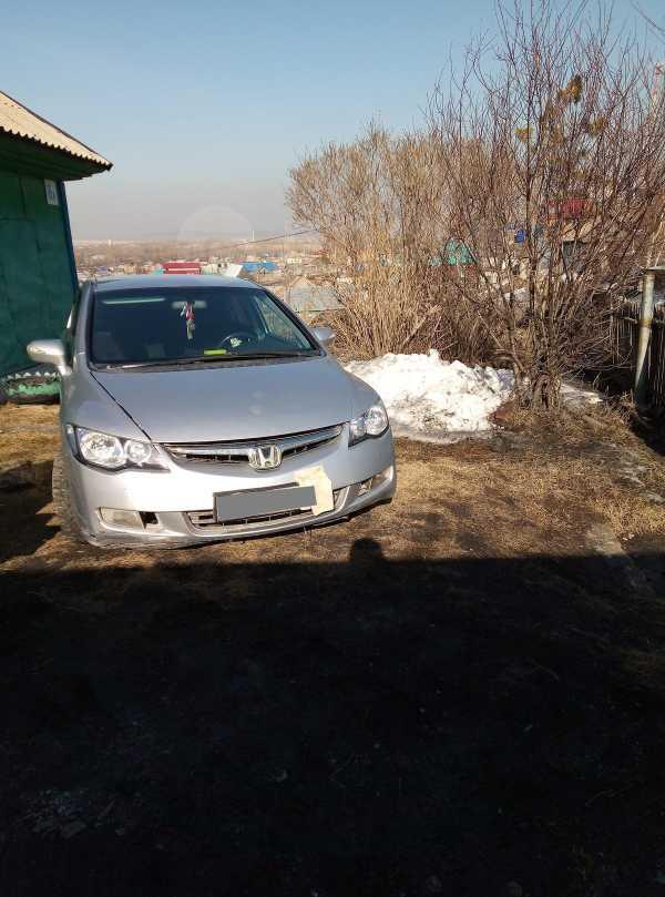 Honda Civic, 2007 год, 285 000 руб.