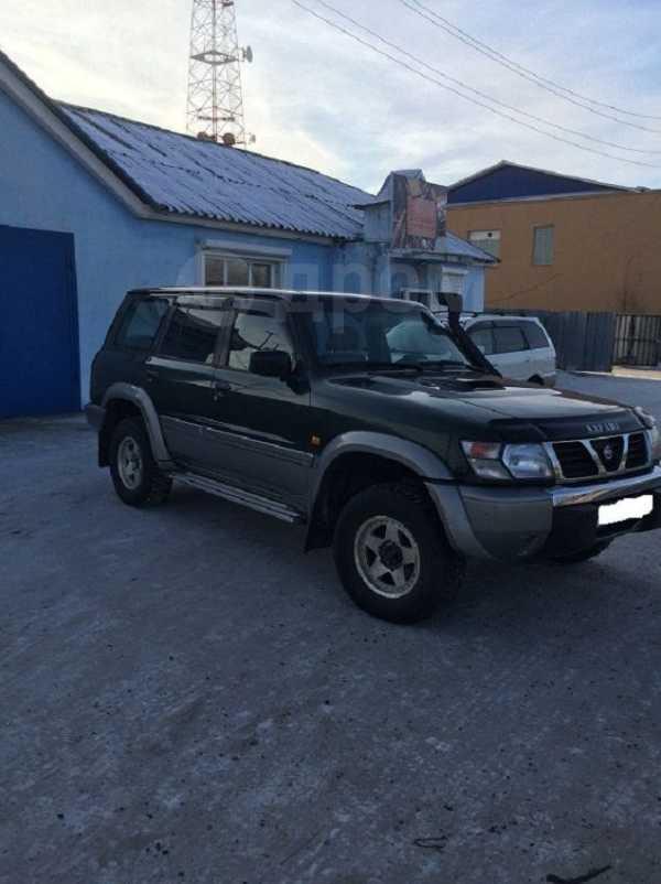 Nissan Patrol, 2002 год, 735 000 руб.