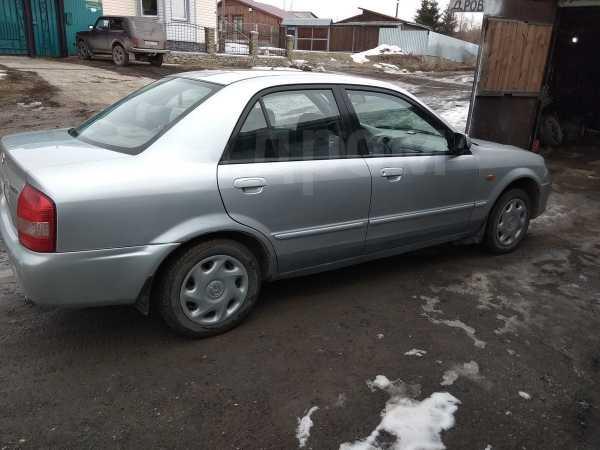 Mazda 323, 2002 год, 145 000 руб.