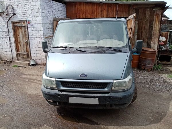 Ford Tourneo Custom, 2001 год, 550 000 руб.