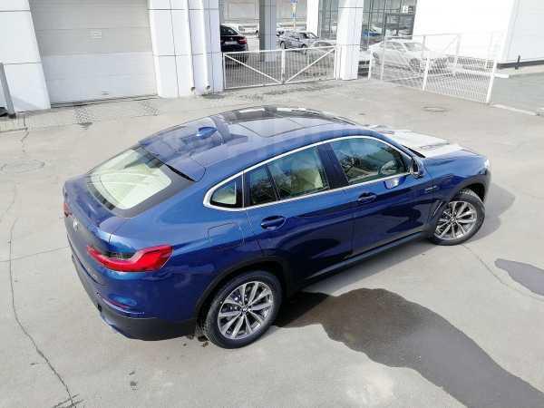 BMW X4, 2020 год, 4 370 000 руб.