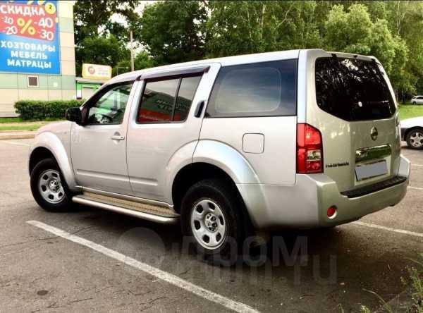 Nissan Pathfinder, 2007 год, 650 000 руб.