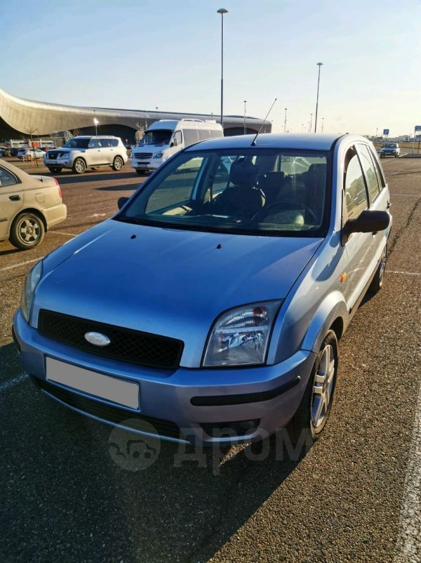 Ford Fusion, 2005 год, 320 000 руб.