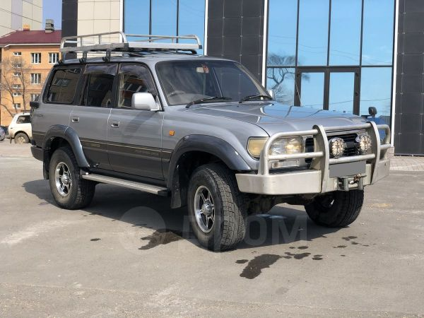 Toyota Land Cruiser, 1996 год, 1 000 000 руб.