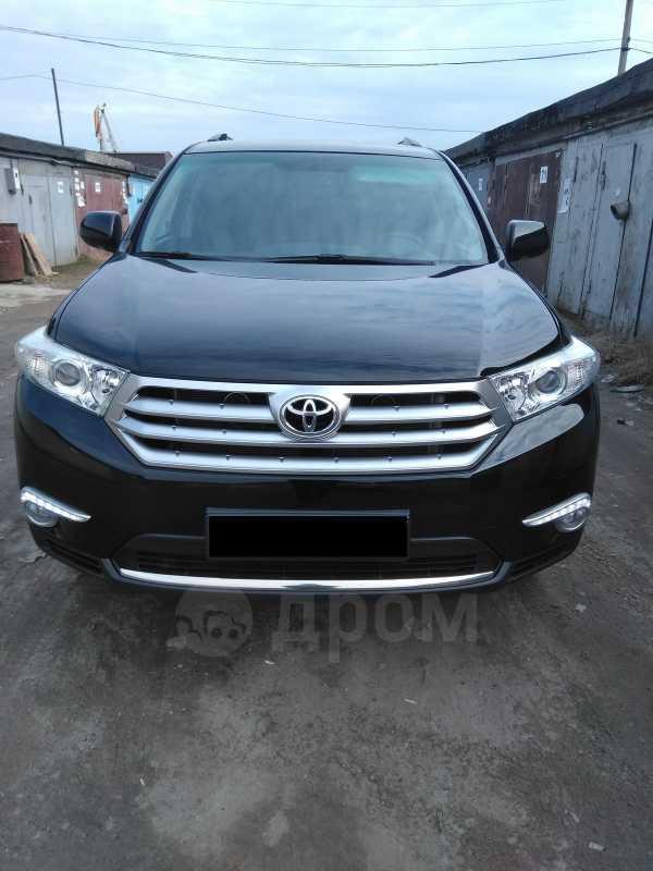 Toyota Highlander, 2011 год, 1 690 000 руб.