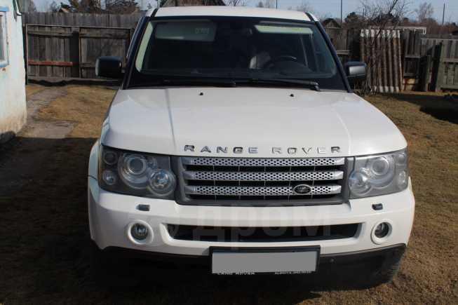 Land Rover Range Rover Sport, 2009 год, 1 050 000 руб.