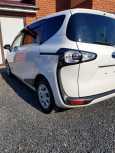 Toyota Sienta, 2015 год, 785 000 руб.