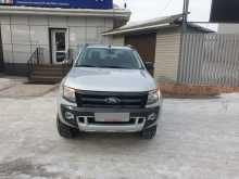 Улан-Удэ Ford Ranger 2013