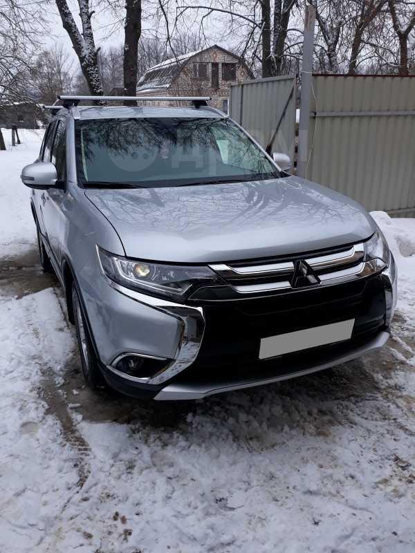 Mitsubishi Outlander, 2018 год, 1 440 000 руб.