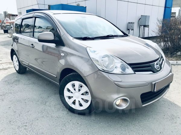 Nissan Note, 2012 год, 379 000 руб.