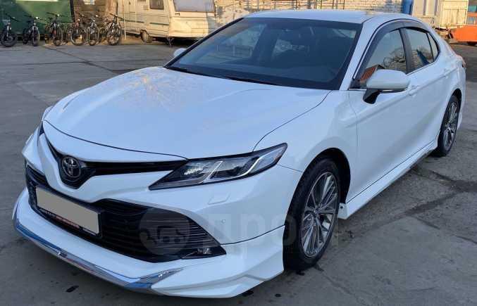Toyota Camry, 2019 год, 1 680 000 руб.