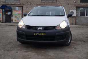 Улан-Удэ Nissan AD 2015