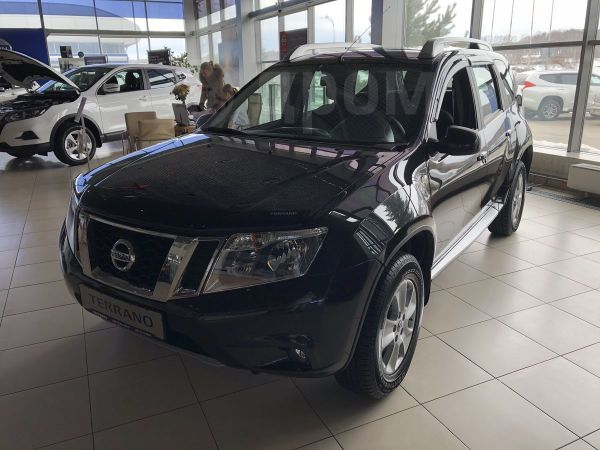 Nissan Terrano, 2020 год, 1 339 000 руб.