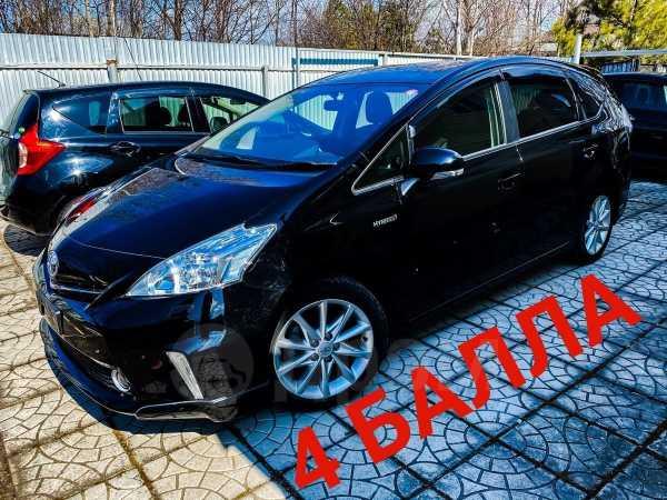 Toyota Prius a, 2014 год, 920 000 руб.