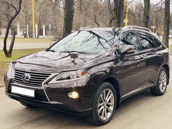 Lexus RX270, 2015 год, 1 779 000 руб.