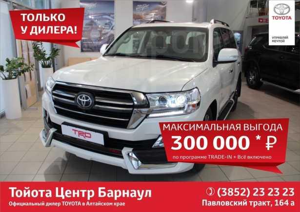 Toyota Land Cruiser, 2020 год, 6 000 000 руб.