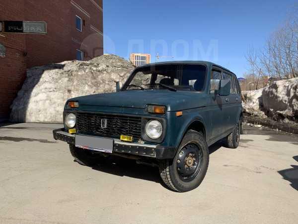 Лада 4x4 2131 Нива, 2003 год, 100 000 руб.