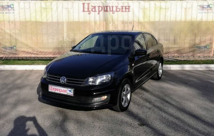 Volkswagen Polo, 2015 год, 455 000 руб.