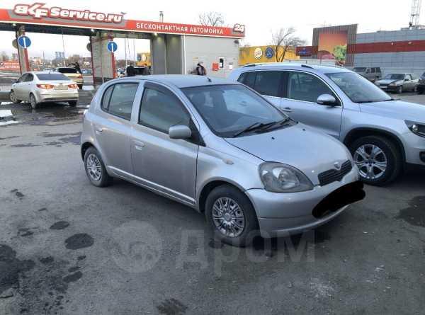 Toyota Vitz, 2000 год, 90 000 руб.