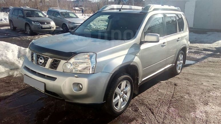 Nissan X-Trail, 2010 год, 830 000 руб.