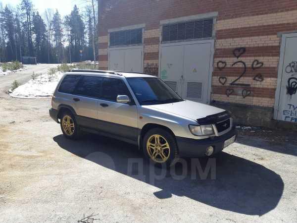 Subaru Forester, 1999 год, 170 000 руб.