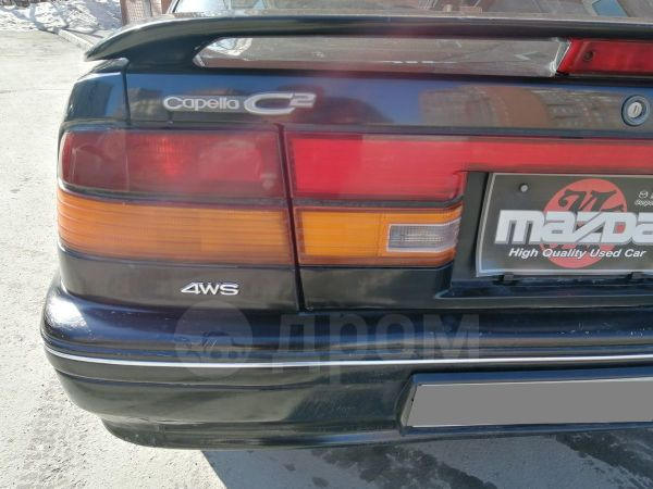 Mazda Capella, 1989 год, 60 000 руб.