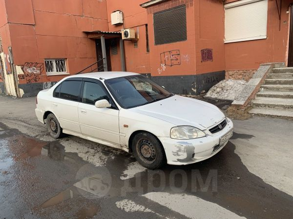 Honda Civic Ferio, 1999 год, 99 000 руб.